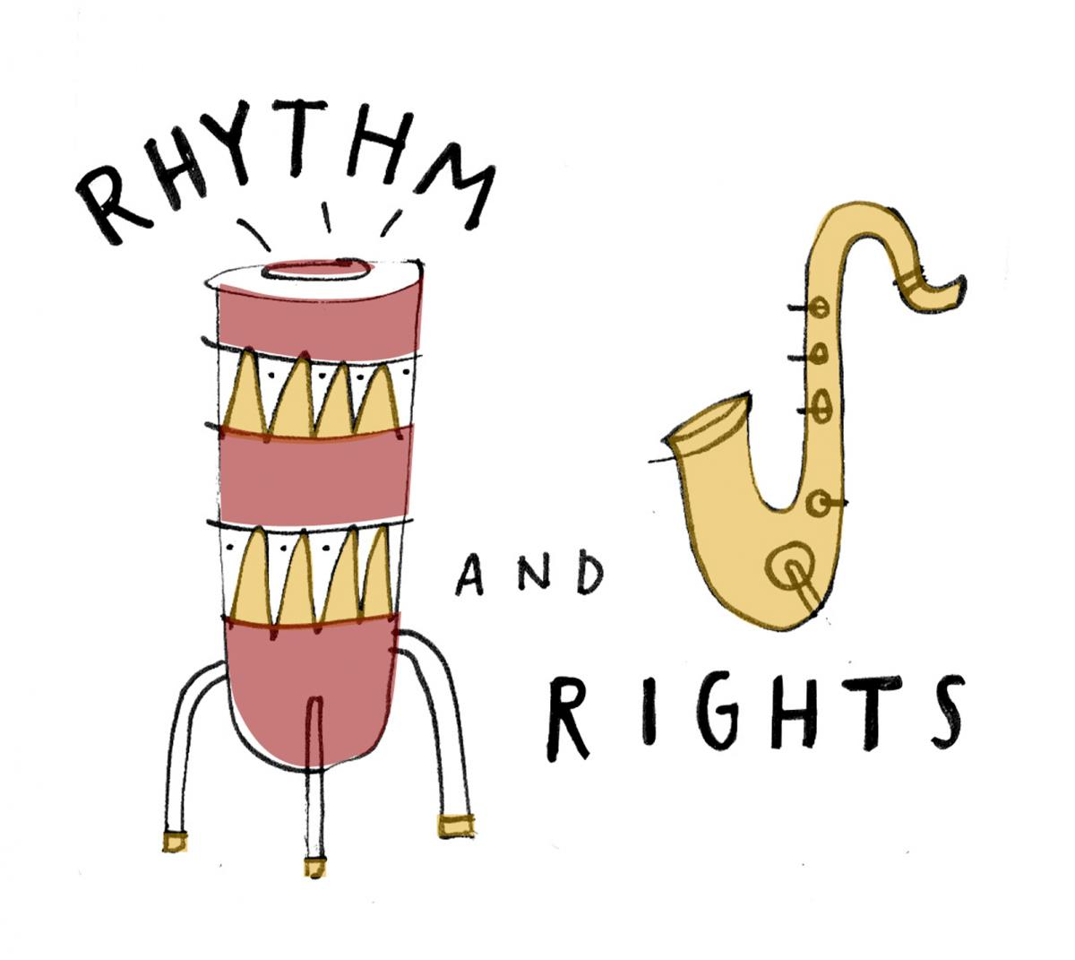 Logo of Rhythm & Rights