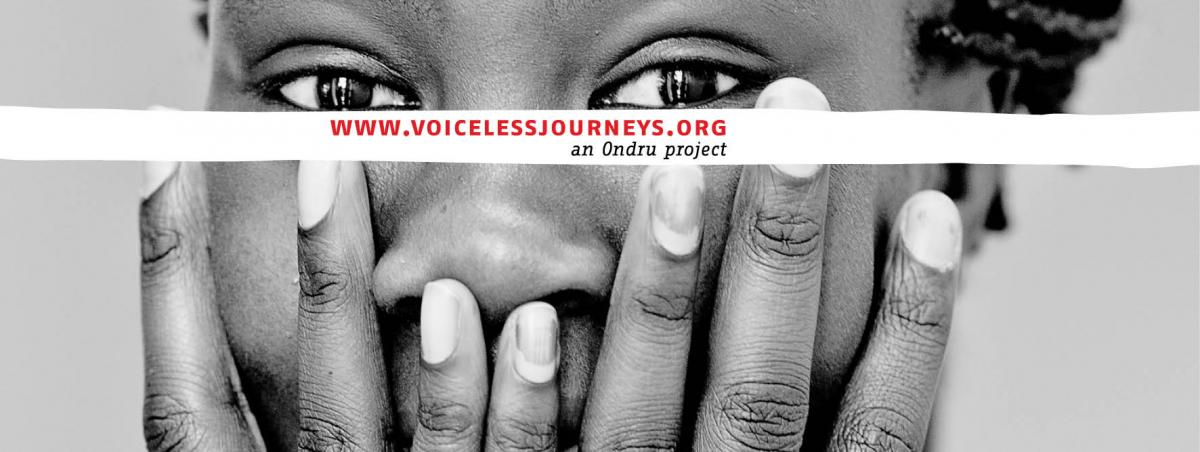 Go to Voiceless Journeys Project Website